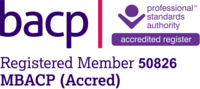 Home. BACP Accredited Logo